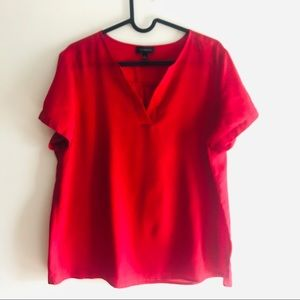 The Limited short sleeves blouse